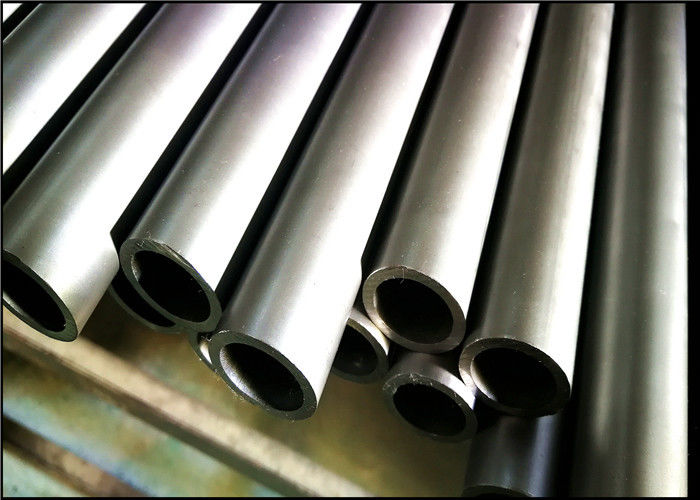 Seamless Cold Drawn Steel Pipe OD 383mm Thread With Couplings / Sockets