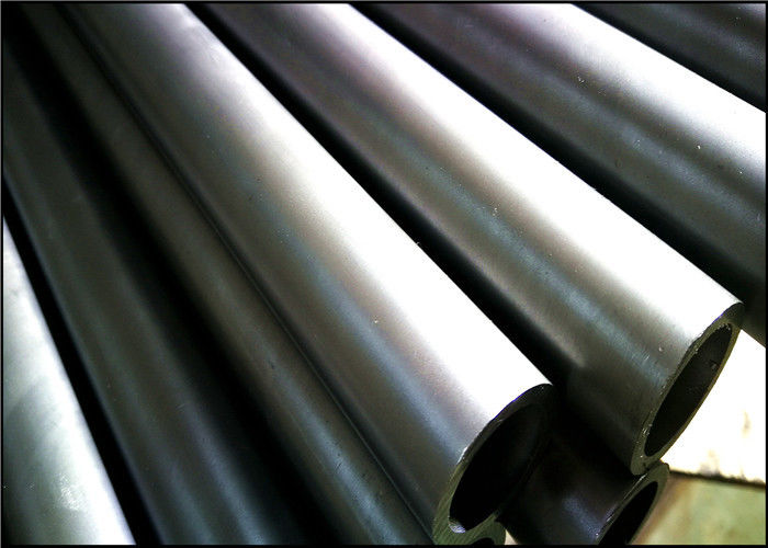 Oil / Gas Industry Weldable Steel Tubing High Strength 8mm WT With Plain End