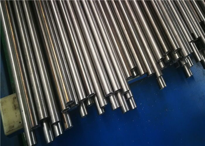 Round Carbon Steel Small 15mm Steel Tube DIN ST37.2 As Oil Cylinder Tube